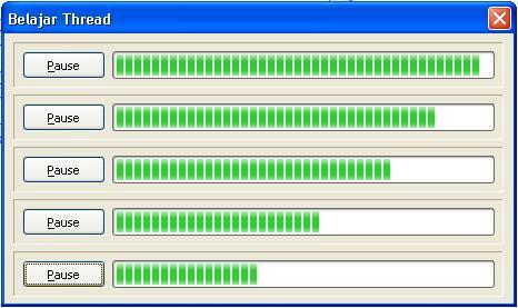 Hasil Compile